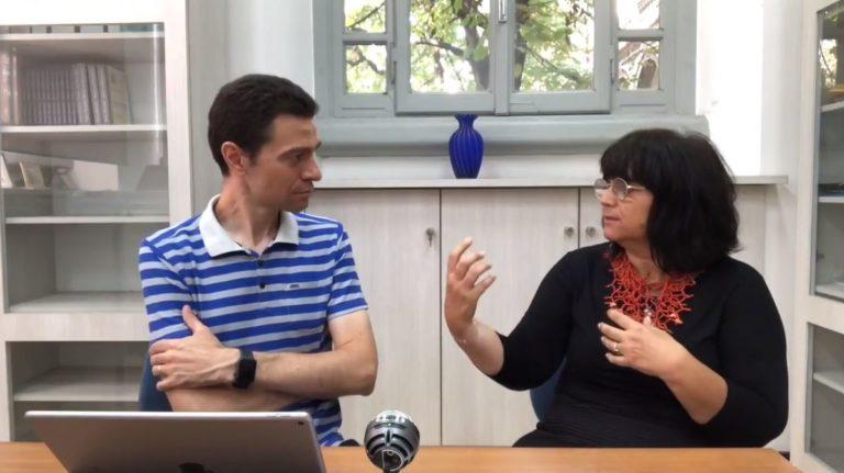 intervista con la dottoressa Micaela Cecchin