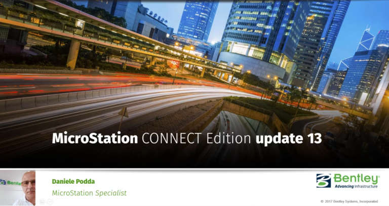 webinar microstation connect edition