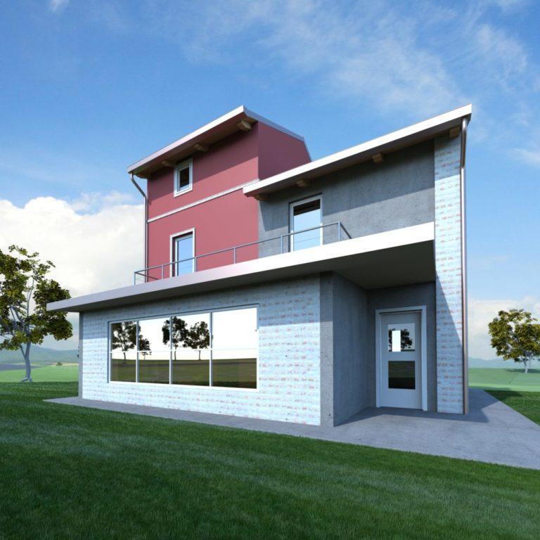 Architettura Casinha 37