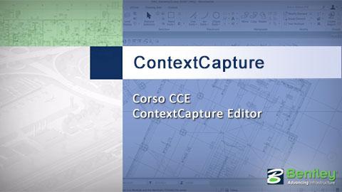 ContextCapture corso CCE